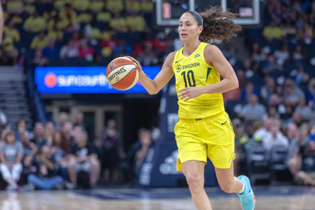 Sue Bird WNBA