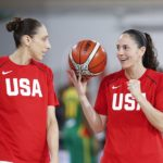 Diana Taurasi Sue Bird