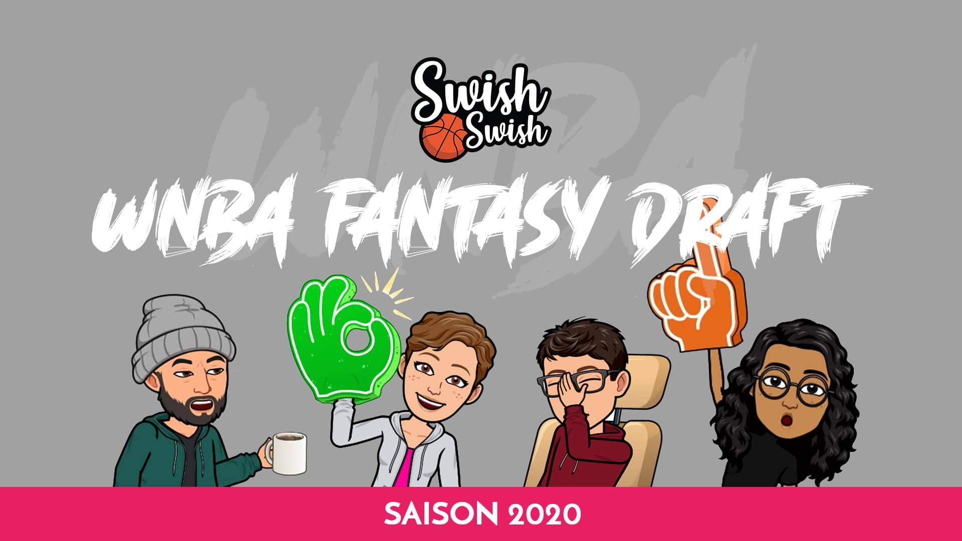 Swish Swish WNBA Fantasy Draft