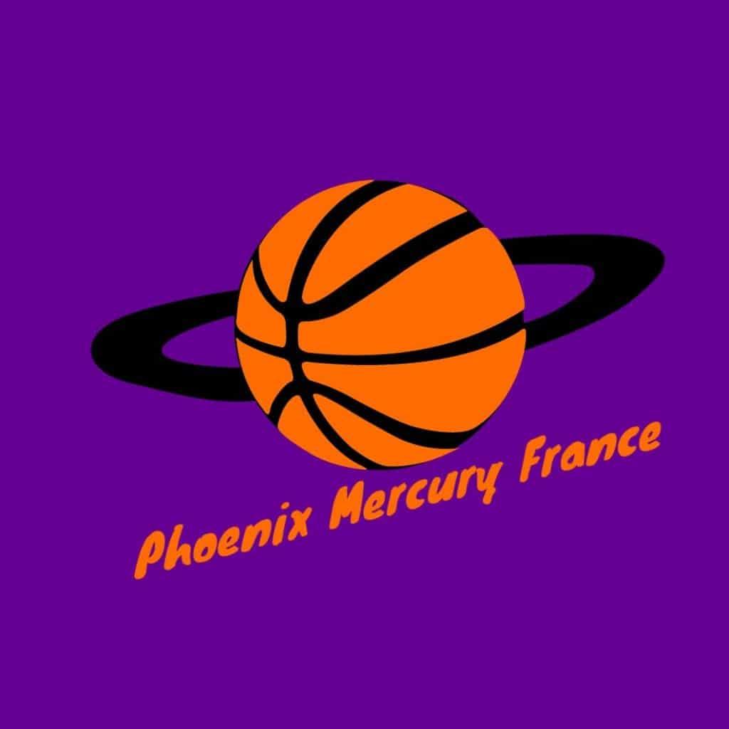 Logo Phoenix Mercury France