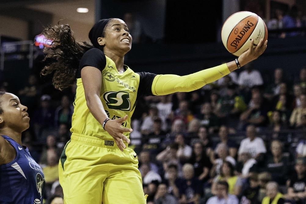 Jordin Canada WNBA