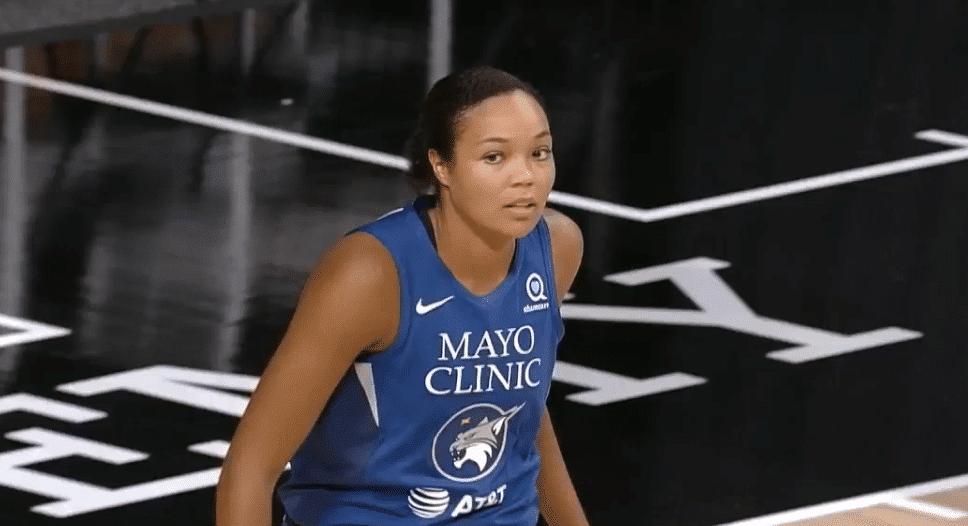 Napheesa Collier Minnesota Lynx