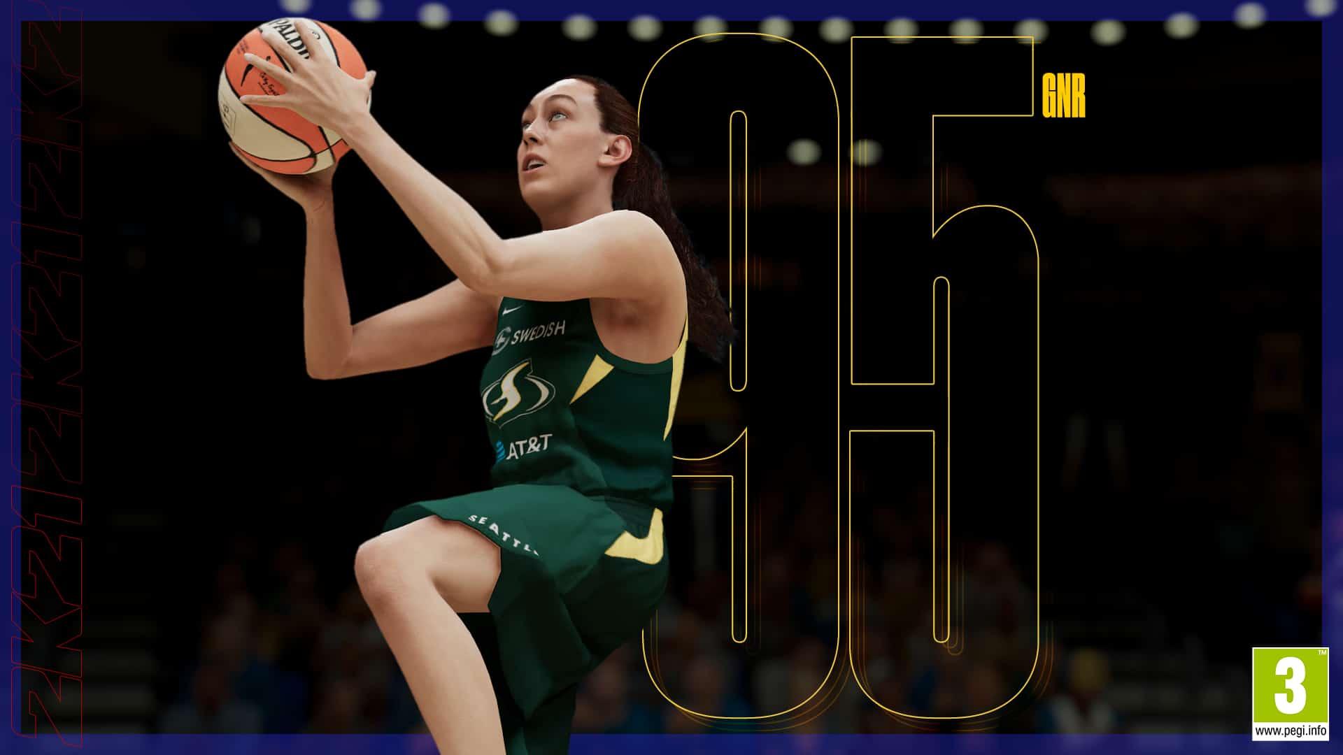 NBA2K21 WNBA