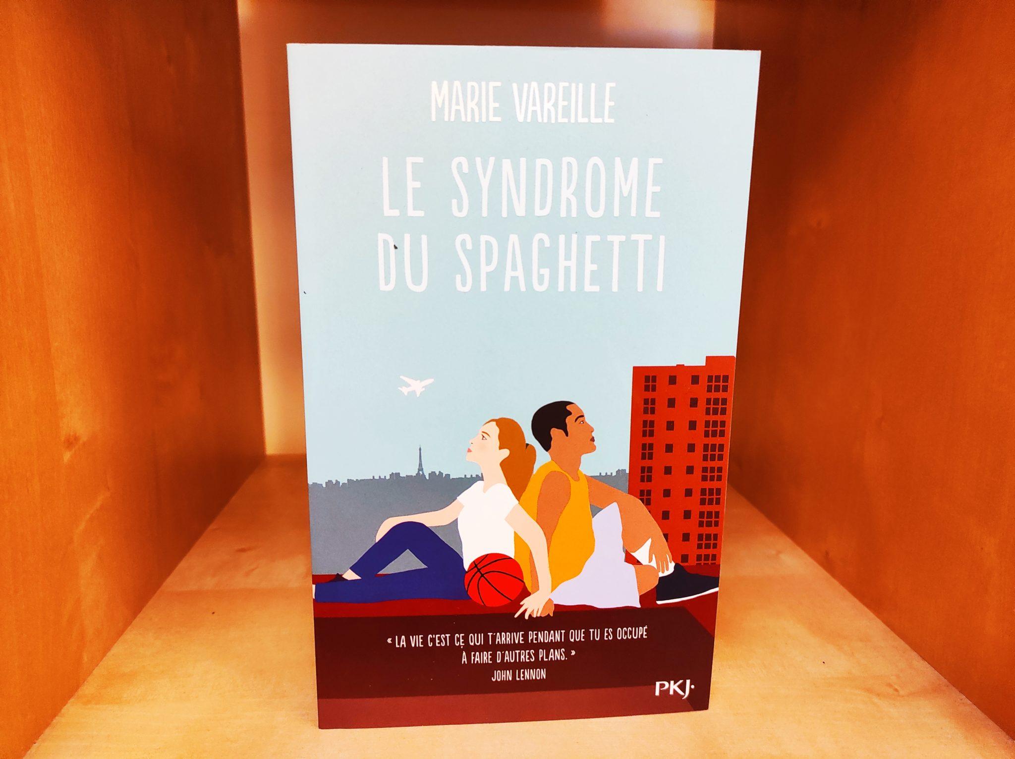 Marie Vareille Le Syndrome du Spaghetti