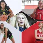 Paige Bueckers Hailey Van Lith NCAA Freshman