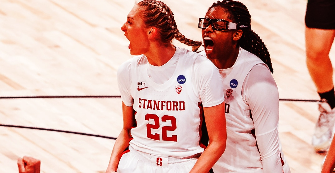 Stanford March Madness Cameron Brink