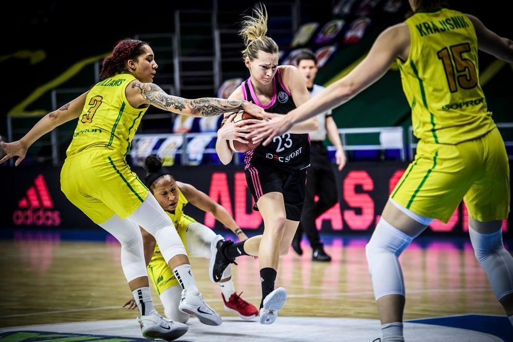 Euroleague Marine Johannès