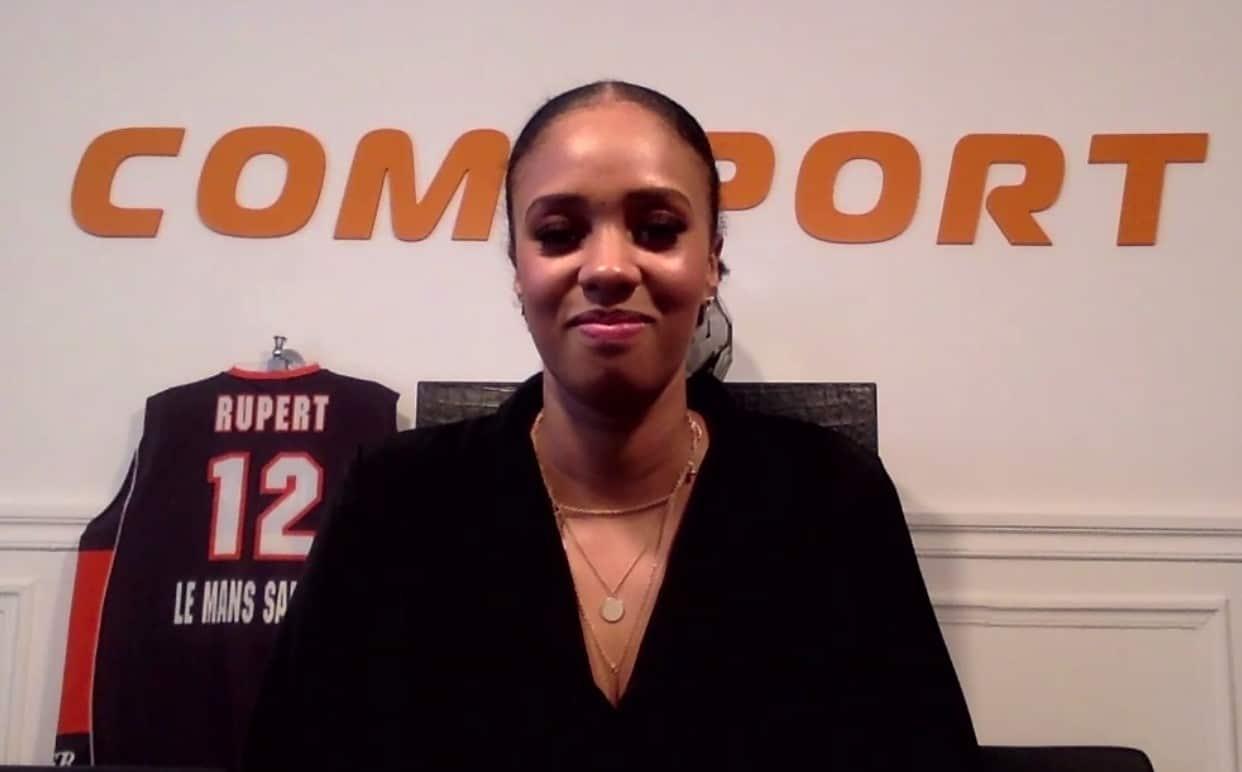 Iliana Rupert WNBA Draft 2021
