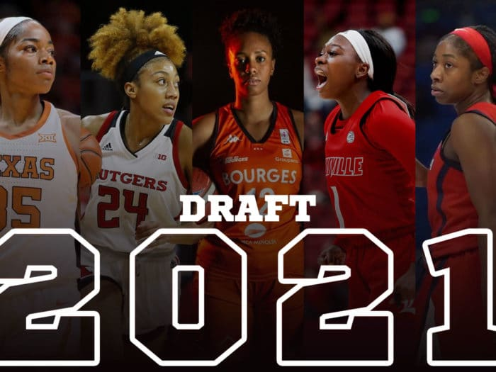 WNBA Draft 2021 Mock Draft