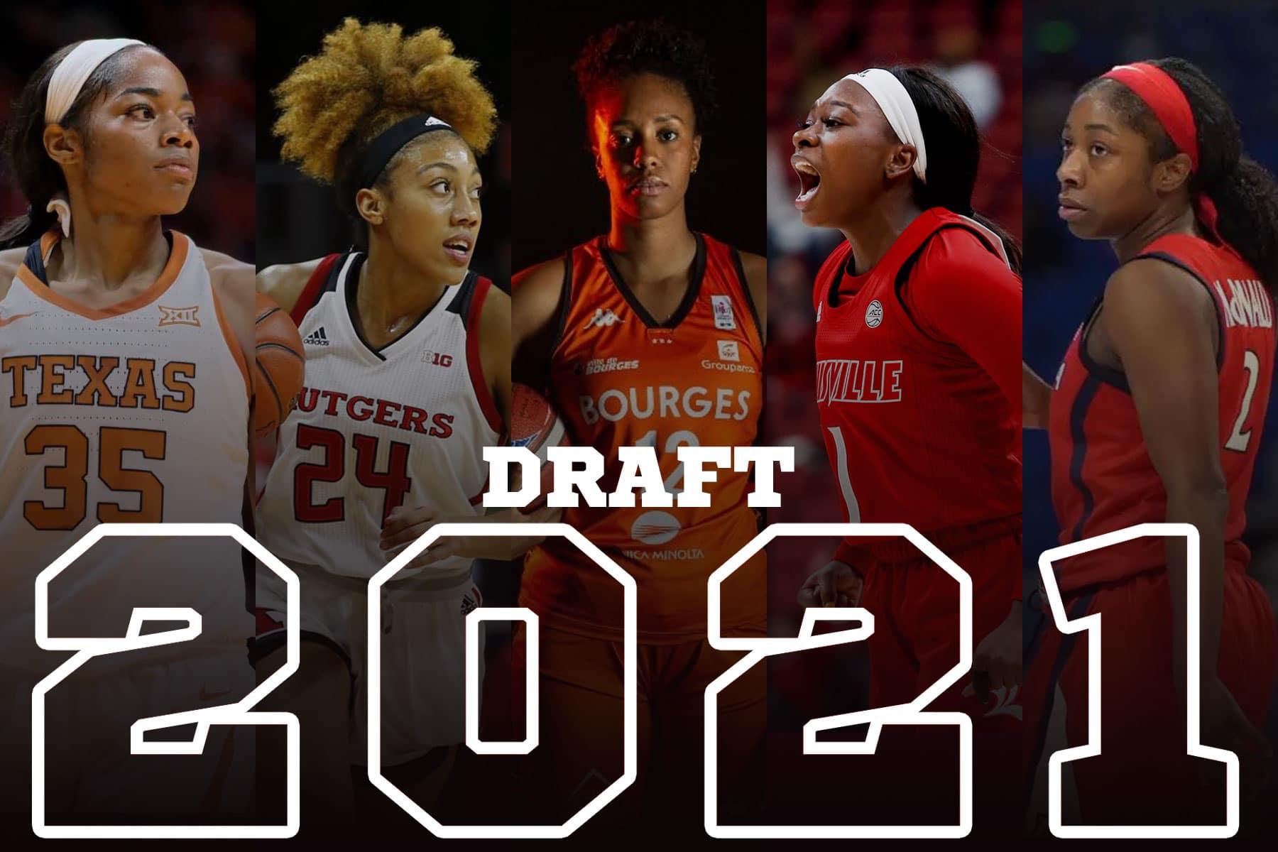 WNBA Draft 2021 Mock Draft
