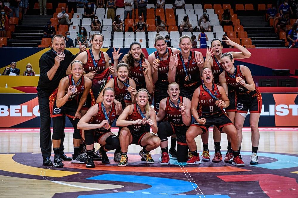 Belgian Cats - Eurobasket 2021