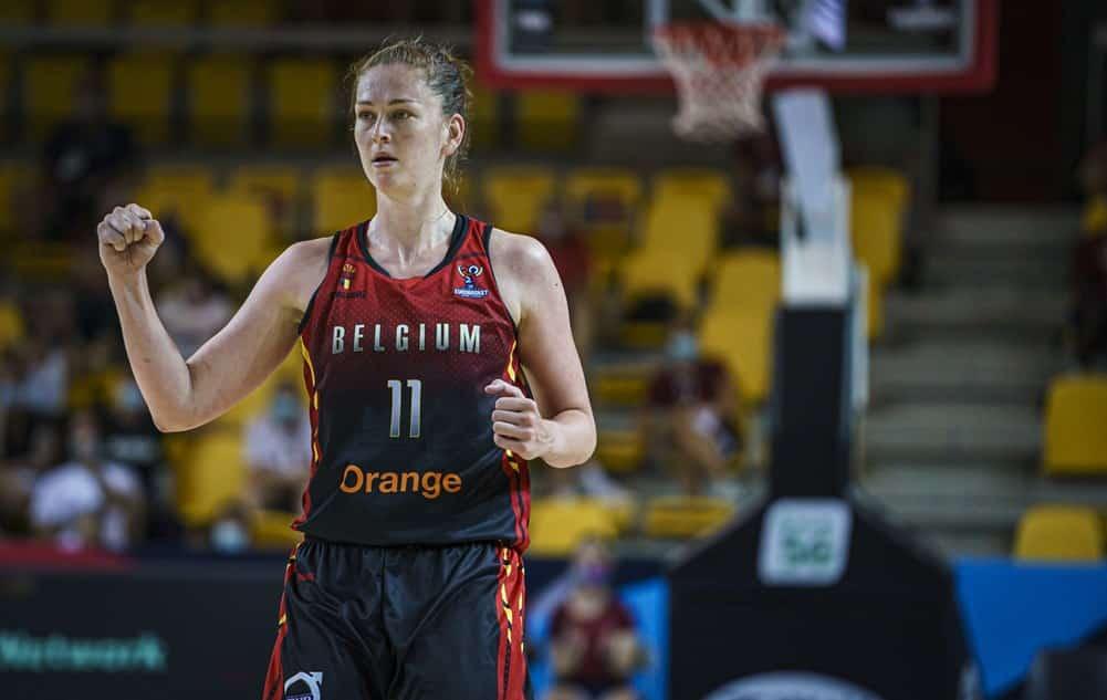 Emma Meesseman - Eurobasket 2021