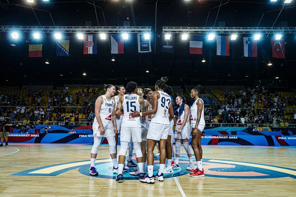 Equipe de France - Eurobasket 2021