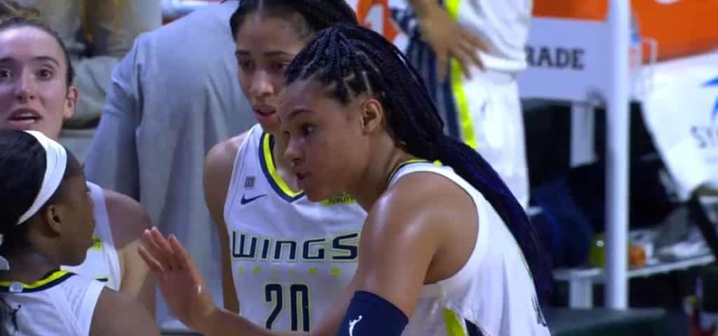 Satou Sabally Dallas WNBA
