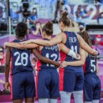 Equipe de France 3x3, JO de Tokyo