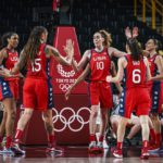Team USA, JO de Tokyo