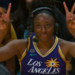 Nneka Ogwumike WNBA Los Angeles Sparks