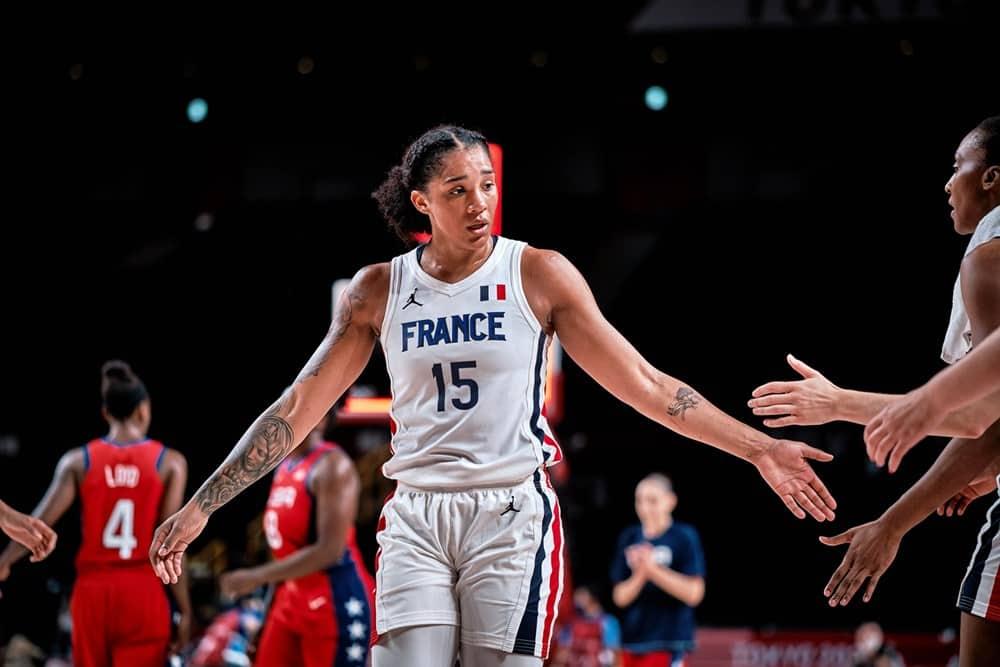 France Team USA