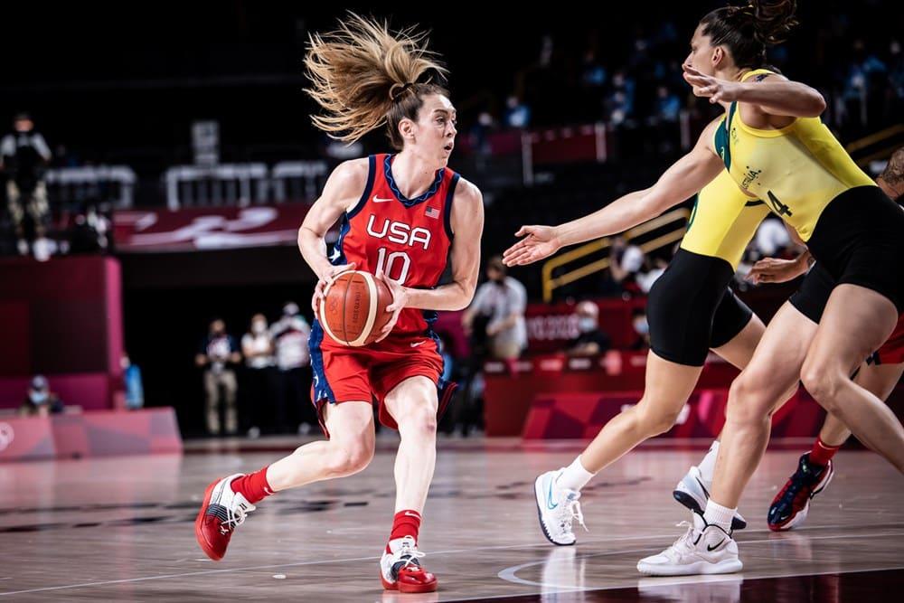 Team USA Breanna Stewart