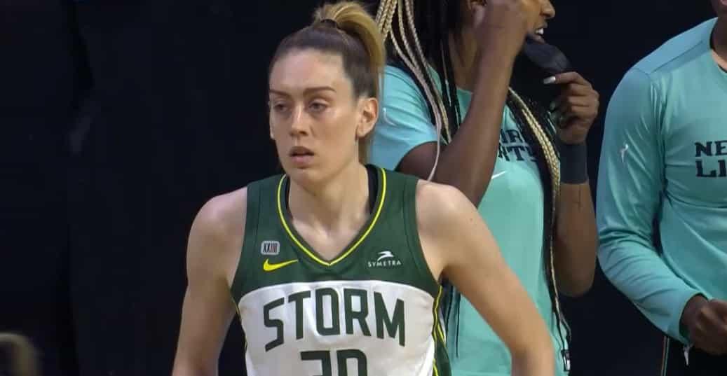 Breanna Stewart WNBA