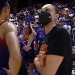 WNBA Phoenix New York