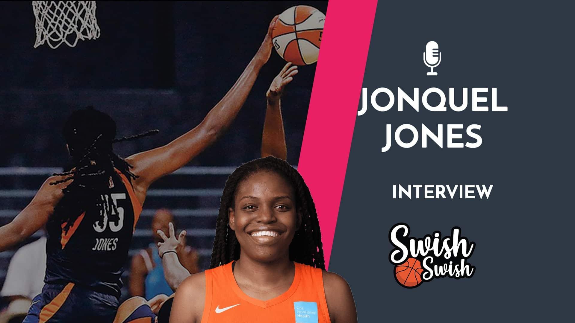 Jonquel Jones